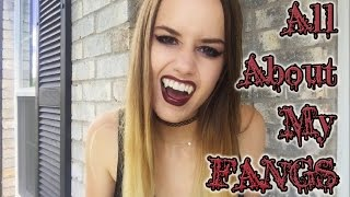 Video All About My Fangs! MP3, 3GP, MP4, WEBM, AVI, FLV November 2017