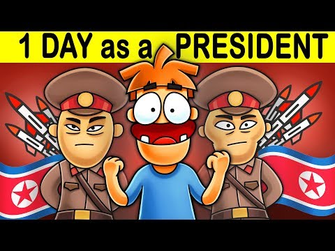 What if You Became President of North Korea for 1 DAY?