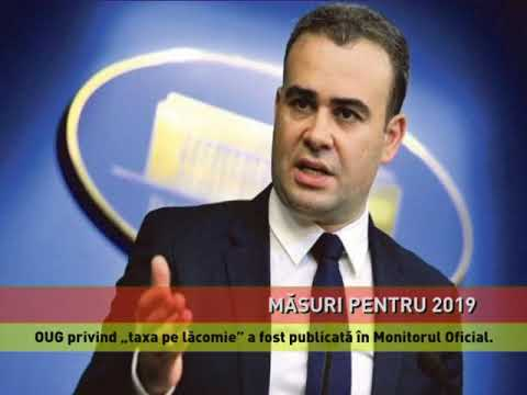 """Ordonanța privind """"taxa pe lăcomie"""", publicată în Monitorul Oficial"""