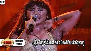 Download Video DEWI PERSIK (Live Konser) - Wakuncar @SURABAYA 2006 MP3 3GP MP4