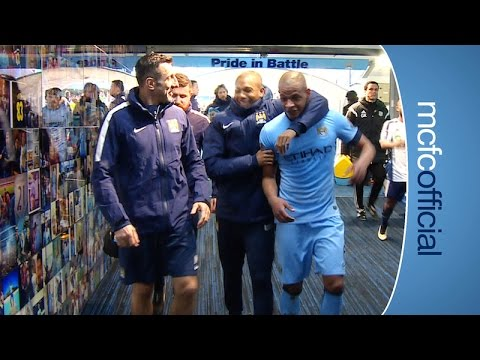 City 3-0 West Brom | TUNNEL CAM
