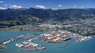 Nelson New Zealand  city photos gallery : View of Nelson (Center of NZ) // Nelson Region, South Island // New Zealand 2016