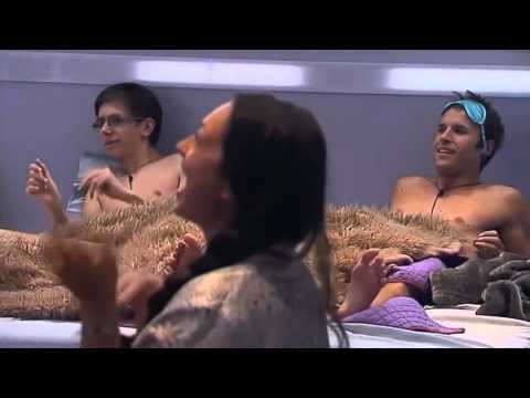 Big Brother 2012 AU Episode 28 - Josh & Michael's classic performance