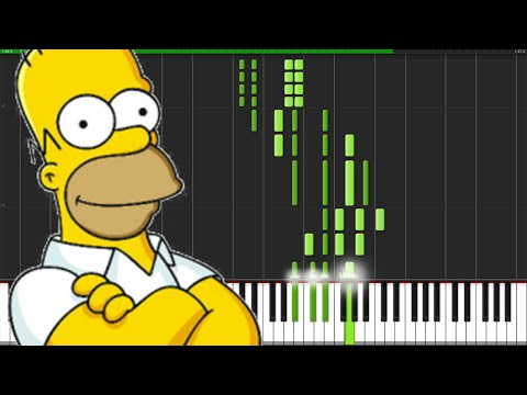 The Simpsons Theme - Danny Elfman video tutorial preview