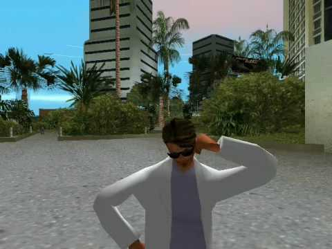 Miami Vice Last scene (Vice City version)