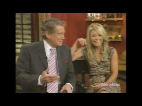 Video VANNA WHITE has FUN with REGIS & KELLY download in MP3, 3GP, MP4, WEBM, AVI, FLV January 2017