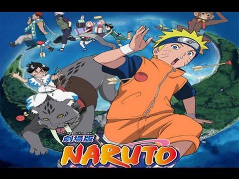 Naruto 3: La rebelion de los animales de la Isla de la Luna Creciente - SUBTITULADO (Descarga) HD