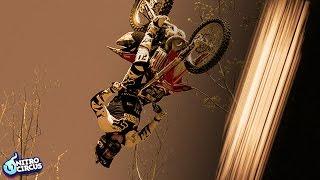 Trīskāršais salto ar motociklu - pirmo reizi vēsturē