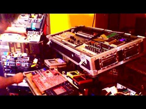 The Last Live Set - Muzik 4 Machines 1 hour electro tech