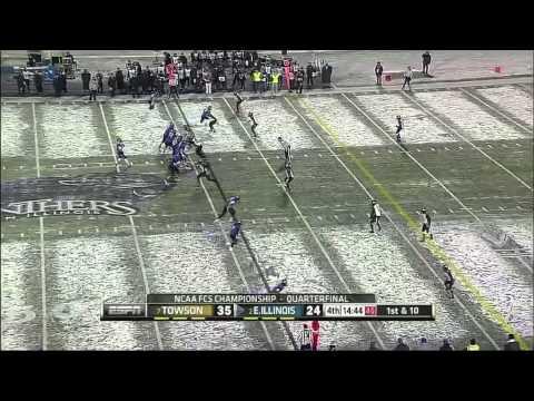 Jimmy Garoppolo vs Towson 2013 video.