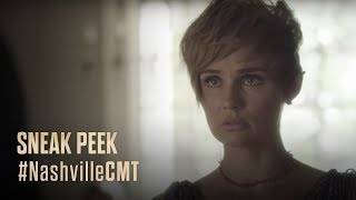 There's only one episode left before the season finale of Nashville, and everything is on the line. Don't miss this episode next Thursday at 9/8c on CMT.SUBSCRIBE to CMT: http://at.cmt.com/uXvwnMore NASHVILLE:In the Recording Studio With Charles Estenhttp://bit.ly/2jUZmTvNashChat Feat. Maisy Stella http://bit.ly/2sj76n9Filming in Nashville With Charles Estenhttp://bit.ly/2qrLthTFollow #NashvilleCMT:Twitter: @NashvilleCMT (http://twitter.com/NashvilleCMT)Instagram: @NashvilleCMT (http://instagram.com/NashvilleCMT)Facebook: @NashvilleCMT (http://facebook.com/NashvilleCMT)CMT.com: http://cmt.com/shows/nashville
