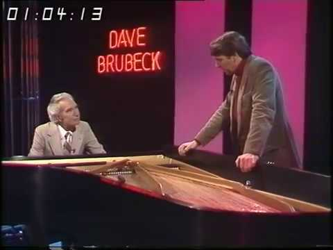 Dave Brubeck interview  - Afternoon plus - Thames TV (UK)