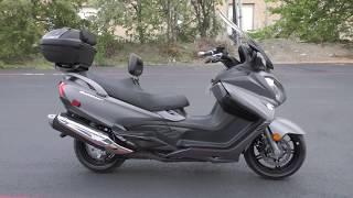 9. 100102 - 2015 Suzuki Burgman 650   ABS - Used motorcycles for sale