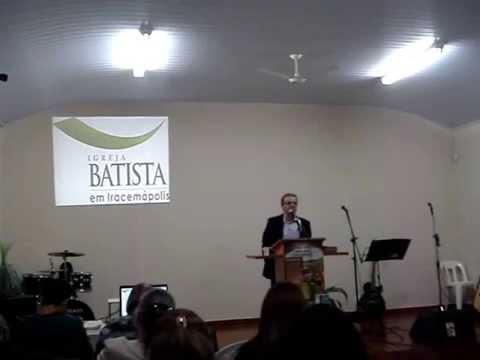 #PIBIRA# - Primeira Igreja Batista em Iracemápolis - Oração do Culto do Amigo, com Pastor Ananias