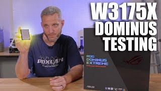Intel Xeon W-3175X Overclock Testing! This was unexpected...