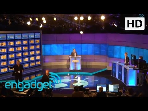 watson - Subscribe To Engadget Today: http://bit.ly/YA7pDT Watch More Engadget Video Here: http://goo.gl/mMdoa IBM's Watson supercomputer destroys all humans in Jeopa...