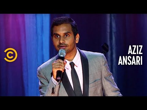 Aziz Ansari - Texting With Girls (Comedy Central Stand-Up)