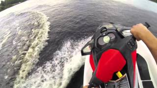 8. Sea-doo wake 155 - Gopro hero 3 black edition
