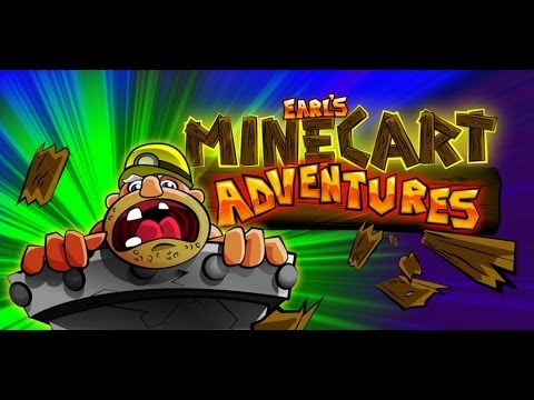 Video of MineCart Adventures: Demo