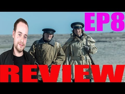 """The Terror - Episode 8 Review """"Terror Camp Clear"""""""