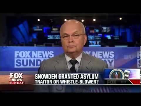 Gen. Hayden Discusses Facts of the NSA Surveillance Programs