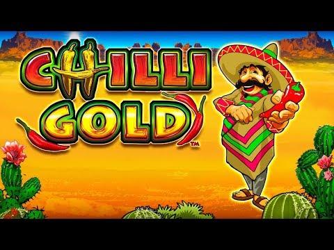 Chili Gold Slot Bonus, NICE SESSION!