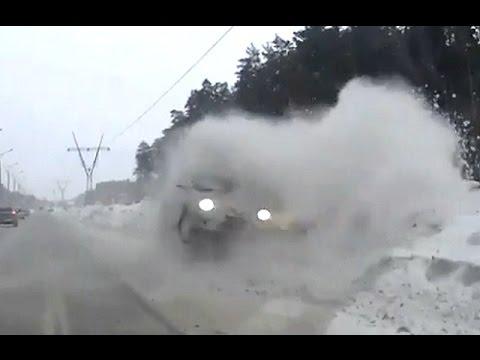 Подборка жестких аварий - третья неделя Января