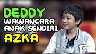 Video Reaksi DEDDY Wawancara AZKA Anak Sendiri Sbg Yutuber Cilik Milyarder - Hitam Putih 10 Oktober 2017 MP3, 3GP, MP4, WEBM, AVI, FLV Oktober 2017