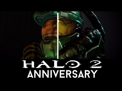 collection - Halo 2 vs Halo 2 Anniversary Cinematics Cut Scenes Comparison (Halo Master Chief Collection) Side by Side Comparing the brand new cut scene from Gravemind - Halo 2 Anniversary has completely ...