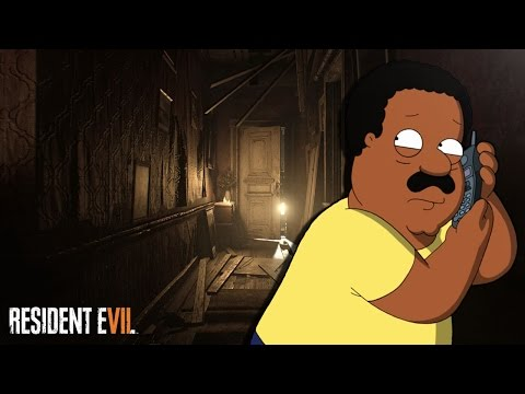 Cleveland Plays: Resident Evil 7! \