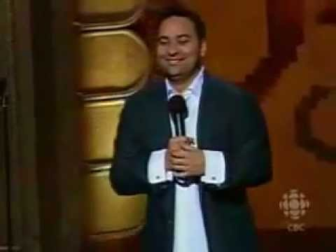 Russell Peter – Canadian Citizen (Funniest of All)