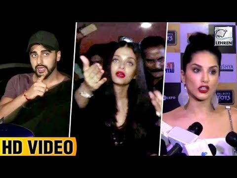 Bollywood Actors ANGRY On Media 2017 | Aishwarya R