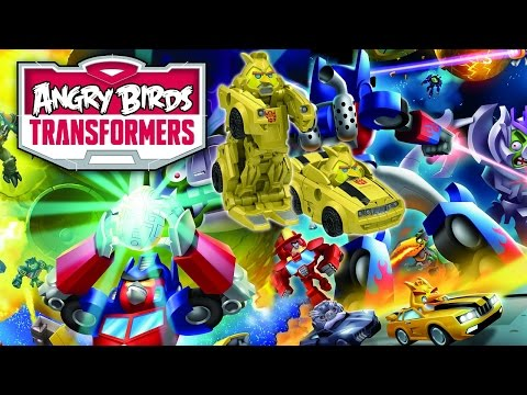 character - With San Diego Comic-Con almost upon us, Rovio and Hasbro have taken the opportunity to reveal more information about the upcoming Angry Birds Transformers app, along with the accompanying...