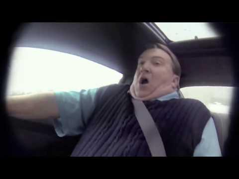 Verarsche - Lustiges Video das zeigt, wie ein Profi Rennfahrer einen Autoverkäufer verarscht. www.stevenkeller.ch.