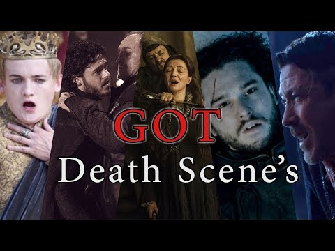 Game Of Thrones Deaths (All Death Sense) Part 1/3 - Most Satisfying Deaths
