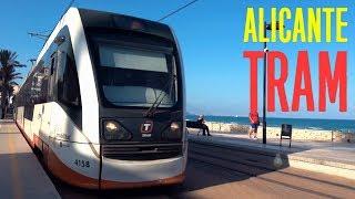 Метро Аликанте. Он же трамвай и электричка, Коста Бланка, Испания