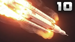Video 10 INCREDIBLE Space Launch Failures! [4K] MP3, 3GP, MP4, WEBM, AVI, FLV April 2019