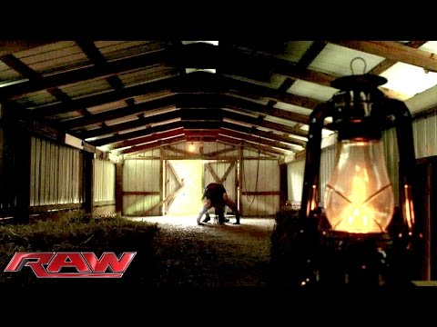 family - Bray Wyatt, Erick Rowan and Luke Harper are ready to divide and conquer. See FULL episodes of Raw on WWE NETWORK: http://bit.ly/1wJ13X0 Don't forget to SUBSCRIBE: http://bit.ly/1i64OdT.