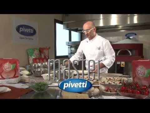 Le videoricette del Master Pivetti - La Pizza Margherita in Teglia