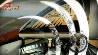 8. Motorcycle Specs - Indian Chief Vintage L.E.  Specification Specs