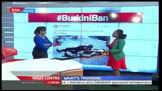 What's is Trending on Social Media - 26th August 2016 - Burkini Ban