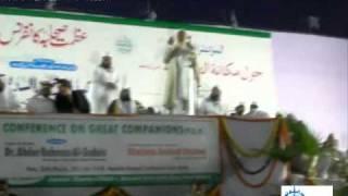 Visit To India [delhi] By Fazila Al Shaikh Dr. Abdul Rahman Al Sudais,imam Kaaba.