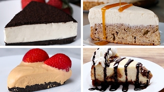 6 Cheesecake Recipes by Tasty