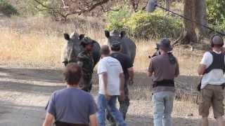 AFRIK'AÏOLI - Un tournage Marathon