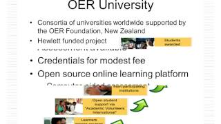 Open Education Revolution (MPICT)