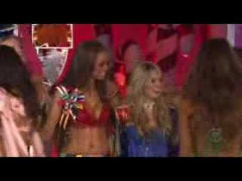 Victoria's secret 2005 full show part 5