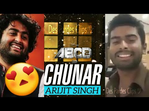 Video Chunar Full Song | ABCD 2 | Pakistani Cover Amazing Voice | Arijit Singh | Des Pardes Clips ツ download in MP3, 3GP, MP4, WEBM, AVI, FLV January 2017