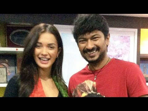 Amy Jackson To Star In Udhayanidhi Stalin's Next Film