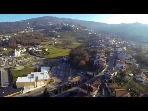 Vale de Cambra Drone Video