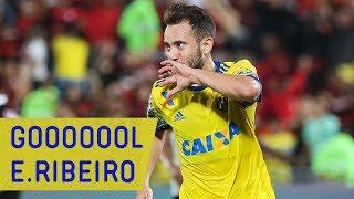 Everton Ribeiro marcou de pênalti na vitória contra o Coritiba na Ilha do Urubu --------------- Seja sócio-torcedor do Flamengo:...